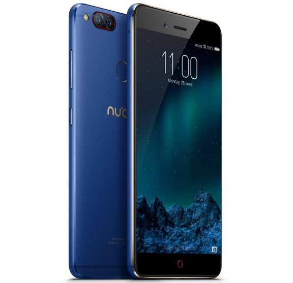 Nubia Z17 Mini Limited Edition with 6GB RAM, SD653 SoC launched in India for Rs. 21,499