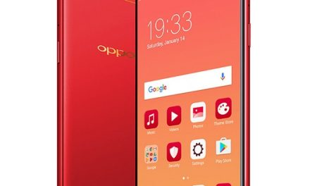 OPPO F3 Diwali Limited Edition launched in India for Rs. 18,990, comes in Red color