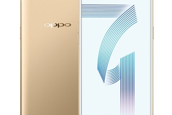 OPPO A71 with 3GB RAM launching in India soon, priced at Rs. 12,490