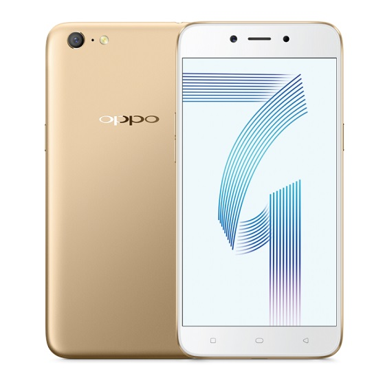 OPPO A71 officially launched in India, priced at Rs. 12,999