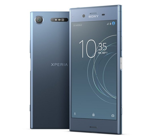 Sony Xperia XZ1 Lands On Vodafone