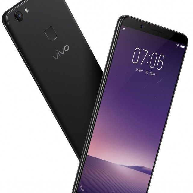 Vivo V7+ with 24MP front camera goes on sale in India, priced at Rs. 21,990