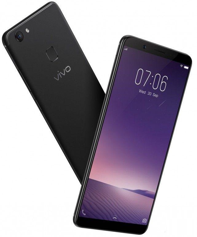 Vivo unveiled the smartphone with a 24-MP front camera