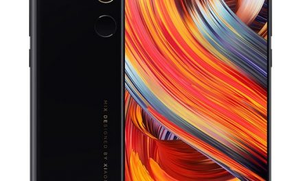 Xiaomi Mi Mix 2 with bezel-less screen, SD 835 SoC announced in China