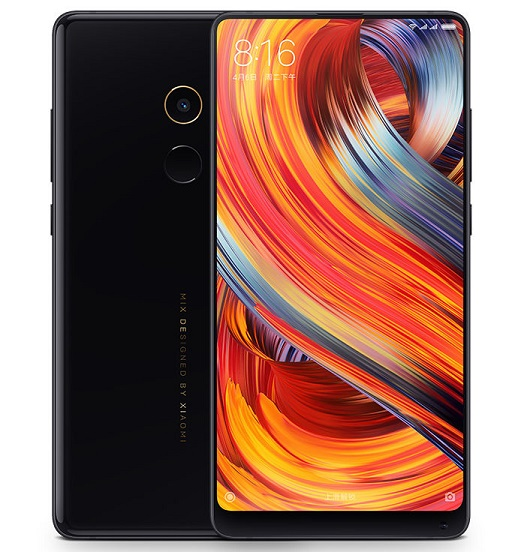 Xiaomi Mi Mix 2 with bezel-less screen launching in India on 10 October