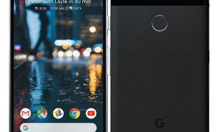 Google Pixel 2 with 4GB RAM, SD 835 SoC announced, price starts at $649