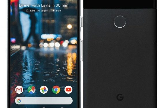 Google Pixel 2 goes on sale in India, price starts at Rs. 61,000