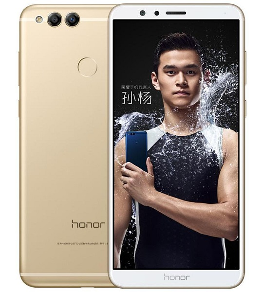 Honor 7X launched with dual rear cameras, 18:9 display in China