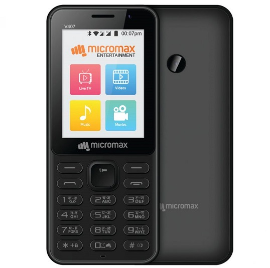 Micromax Bharat 1 launched in India for Rs. 2200 in association with BSNL