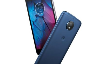 Motorola Moto G5S launched in Midnight Blue colour in India