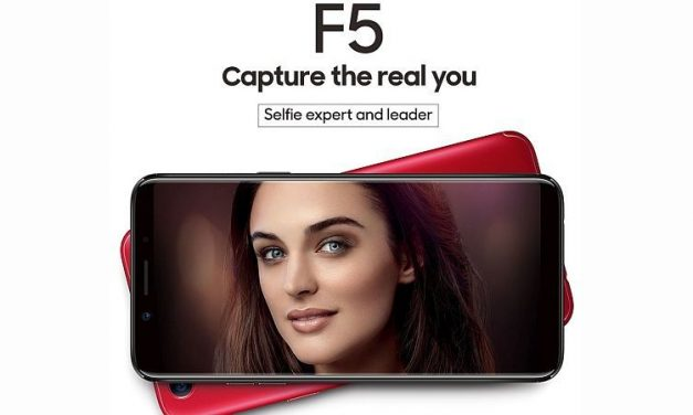OPPO F5 with Full Screen Display to be announced tomorrow