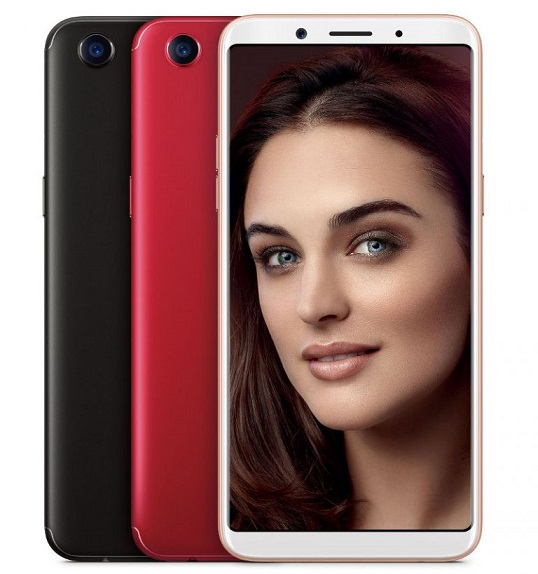 OPPO F5 launched in India, price in India starts at Rs. 19,990