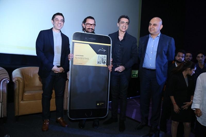 PVR Cinemas launches Fully Digital Loyalty program in India, PVR Privilege Program