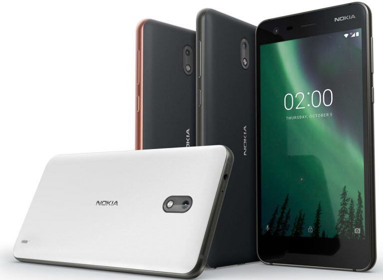 Nokia 2 with 1GB RAM, 2 days battery life launched in India