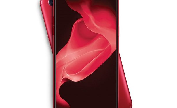OPPO F5 6GB RAM Red Edition launched in India, priced at Rs. 24,990