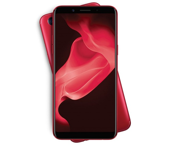 Oppo F5 Youth Edition launched in Philippines for PHP 13990