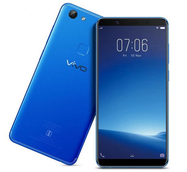 Vivo V7 Energetic Blue