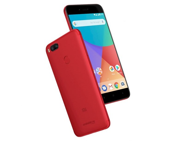 Xiaomi Mi A1 Red Special Edition launched in India priced at Rs. 13,999
