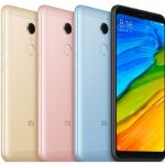 Xiaomi Redmi 5 first flash sale to take place in India today, 5 Lakh units available