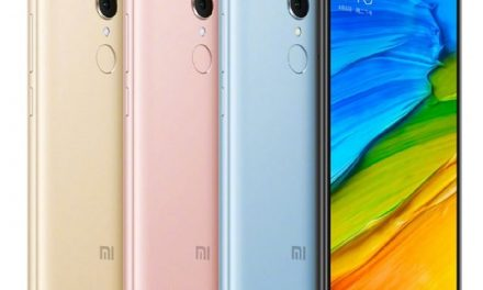 Xiaomi Redmi 5 with Full View screen, Snapdragon 450 SoC announced in China