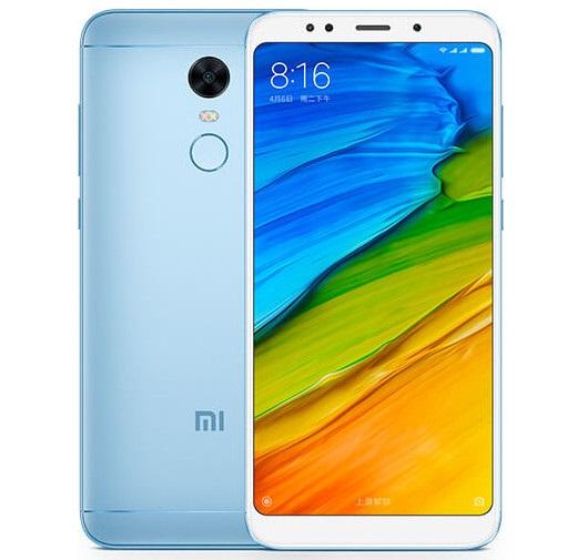 Xiaomi Redmi 5 Plus with Snapdragon 625 SoC launched in China