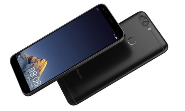 InFocus Vision 3 with Dual rear cameras launched in India, priced at Rs. 6,999