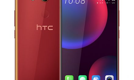 HTC U11 EYEs with dual front cameras, Full-Screen display announced
