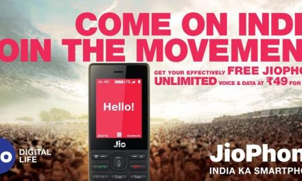 Reliance Jio Introduces new Rs. 49 monthly plan with for JioPhone with free Voice calls