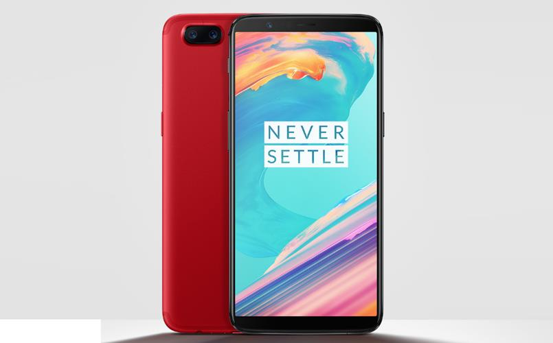 Lava Red OnePlus 5T goes on sale in India, priced at Rs. 37,99 with offers