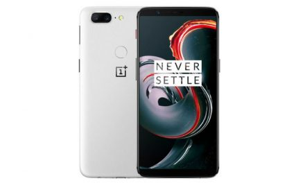 OnePlus 5T Sandstone White announced, to go on sale from 9 January