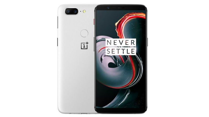 OnePlus 5T to release Sandstone White variant on January 9