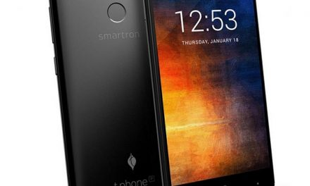 Smartron tphone P with HD screen, 3GB RAM launched in India, priced at Rs. 7,999