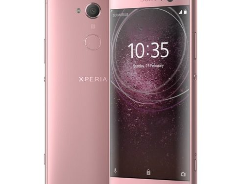 Sony Xperia XA2 with 3GB RAM, Full HD screen, 23MP rear camera announced