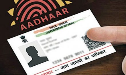 Now you can only update your address on Aadhaar Card online, rest at Enrollment centres