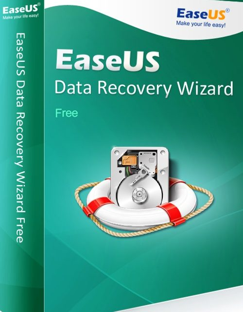 Recover data from formatted drive with EaseUS Data Recovery Wizard Free easily