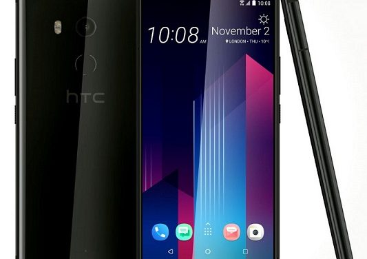 HTC U11+ with Quad HD+ screen, 6GB RAM launched in India for Rs. 56,990