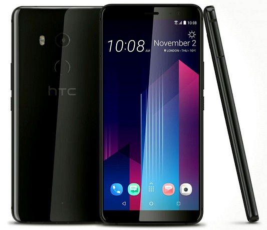 HTC Launches Their Flagship Smartphone U11