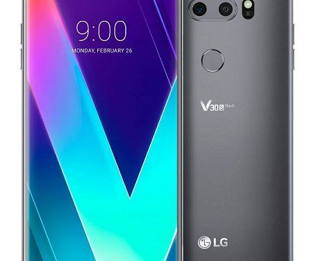 LG V30S ThinQ with 6GB RAM, SD 835 SoC and Vision AI announced