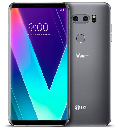 LG V30S ThinQ Refresh adds AI and more memory: MWC 2018