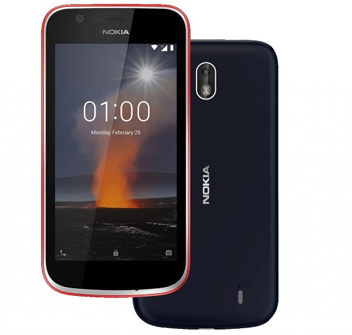 Nokia 1 Android Oreo (Go Edition) with 1GB RAM, 4G VoLTE announced for $85