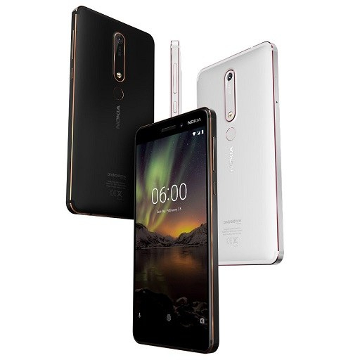 Nokia 6 Android One Price in India, Specs, features