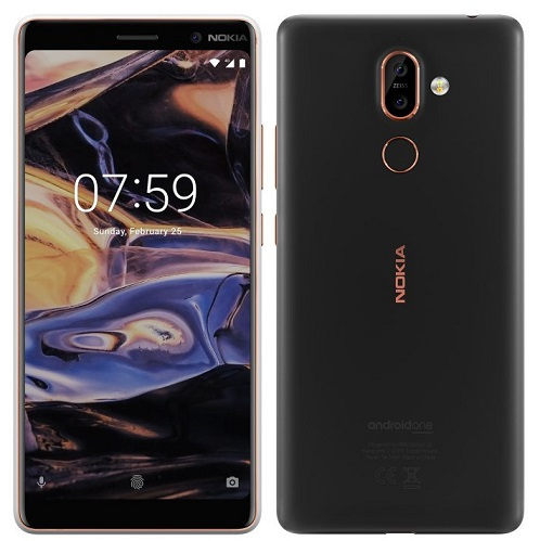 Nokia 7 Plus Android One with Full Screen Display, 4GB RAM announced