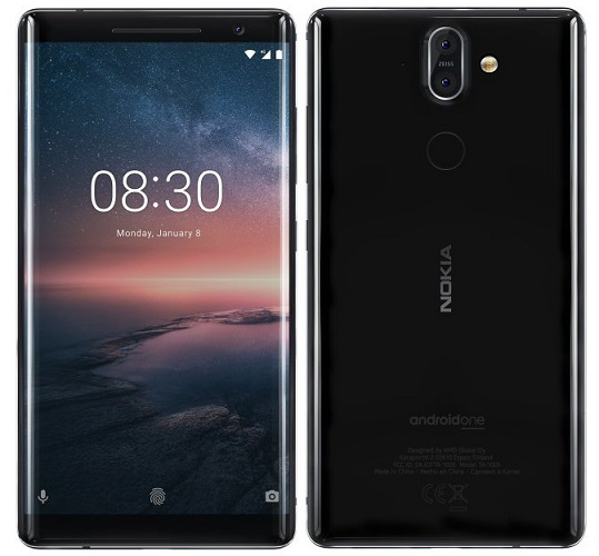 HMD Global to launch Nokia 6, Nokia 7 Plus, Nokia 8 Sirocco in India on 4 April