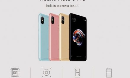 Xiaomi Redmi Note 5 Pro with 20 MP Front camera launching in India tomorrow
