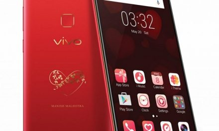 Vivo V7+ Infinite Red Limited Edition launched, price in India Rs. 22,990