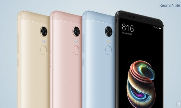 Xiaomi Redmi Note 5 with FullView Display launched in India, price starts at Rs. 9,999