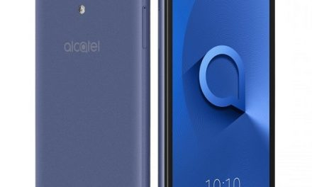 Alcatel 1x Android Oreo (Go Edition) with 1GB RAM launched in India