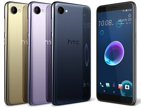 HTC Desire 12 with 3GB RAM, HD+ screen launched in India for Rs. 15,800