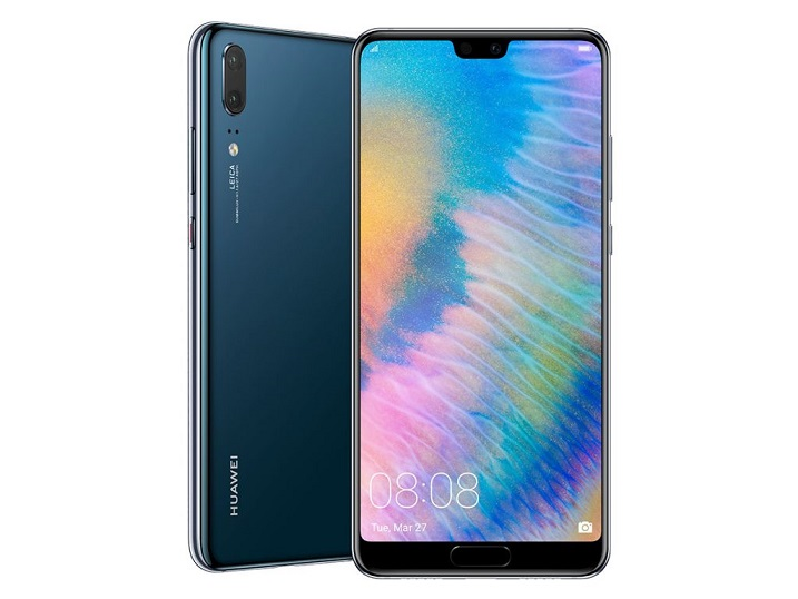 Huawei P20 with 24MP front camera, 4GB RAM Dual rear camera announced