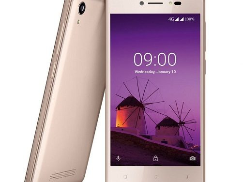 Lava Z50 Android Oreo (Go Edition) launched in India for Rs. 4400